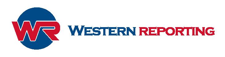 Western Reporting logo
